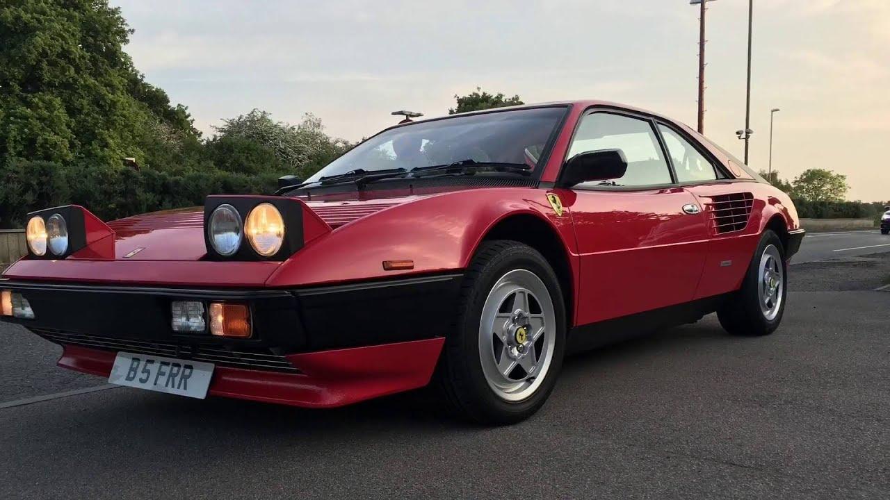 Ferrari Mondial QV Walkaround & Revs..!!! Stunning Car - YouTube