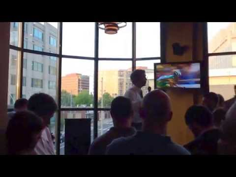 Rand Paul speaks to NoVa young techies