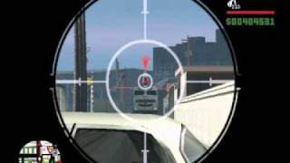 """GTA San Andreas Mission: How to complete """"Wrong side of the tracks"""" in an easy way"""