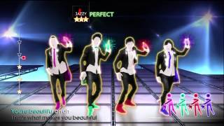What Makes You Beautiful (Just Dance 4) *5