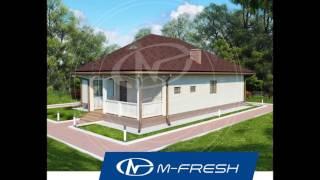 Частный жилой дом проект. Готовый проект дома M-fresh Legend(, 2016-12-03T11:29:37.000Z)