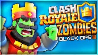 CLASH ROYALE AND MUCH MORE BLACK OPS 3 CUSTOM ZOMBIES GAMEPLAY!!!!! (INTERACTIVE STREAMER)