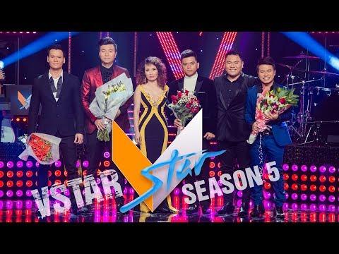 VSTAR Season 5 - ĐÊM CHUNG KẾT Phần 1
