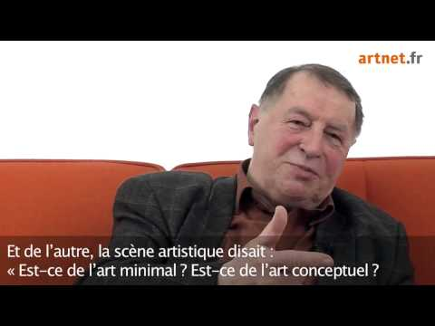 Interview: Franz Erhard Walther (French subtitles)