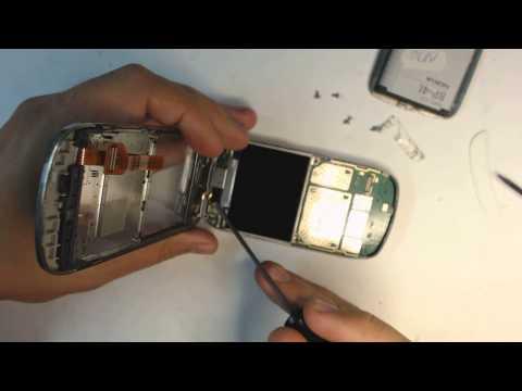 Nokia E6 disassembly