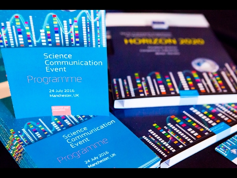 Horizon 2020 communication, promote your project and success - The EU Guide to Science Communication