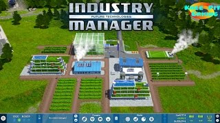 Industry Manager Future Technologies - Let's Play S2 Ep5 - Oil and Chemicals