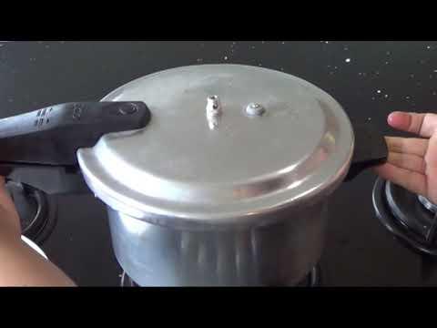 C mo usar la olla express olla de presi n para cocinar for Cocinar con olla express