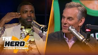 Cuttino Mobley on Kidd possibly coaching LeBron, Celtics' struggles & Zion's future | NBA | THE HERD