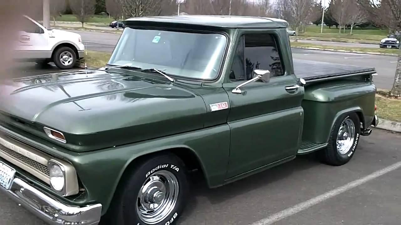 1966 Chevy C10 Stepside
