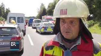 Buskatastrophe bei Münchberg: Das Trauma nach dem Einsatz | BR24