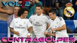Contragolpes Real Madrid 2014/2015 Vol.2 [HD]