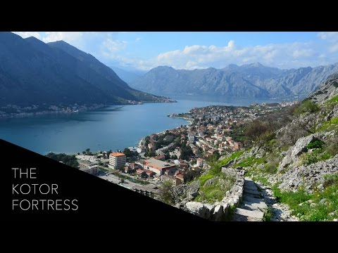 Conquering Montenegro's Kotor Fortress
