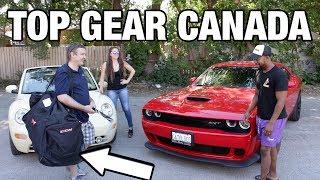 Top Gear Toronto, Canada - Hockey Edition