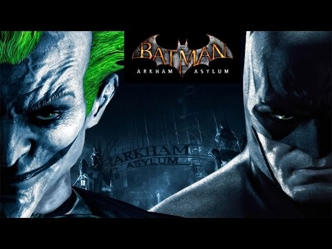 Guia: Arkham Asylum -  2