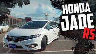 Honda jade rs - тест-драйв на красном кольце