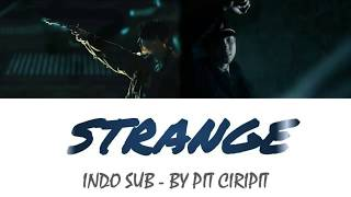 Download Mp3  Indo Sub  Agust D - Strange  Ft. Rm