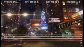 видео NVIDIA GeForce GTX 670: характеристики, обзор, отзывы и сравнение с конкурентами