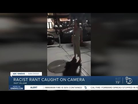 Police ID Woman In Racist Tirade from YouTube · Duration:  2 minutes 26 seconds