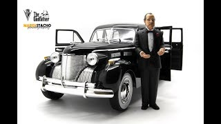 Review of 1940 Cadillac Fleetwood from the movie Godfather 1:18 by Jada