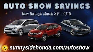 Sunnyside Honda - Auto Show 2018