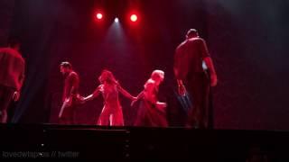 DWTS TOUR: Sharna Burgess - Unsteady