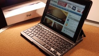 Zagg Folio Review (iPad 2 and iPad 3rd Generation)