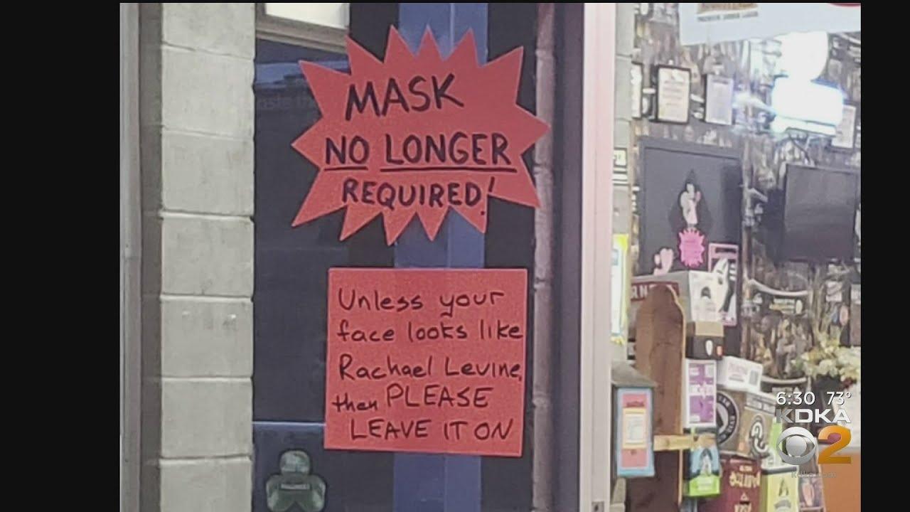 Cranberry Beer Store Owner Under Fire On Social Media For Sign Mentioning Dr. Rachel Levine