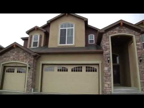 Reagan new homes saint aubyn homes near colorado for Modern homes colorado springs