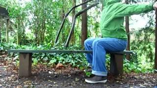 Eco Alchemy @ Meditation Bench   Heritage Park