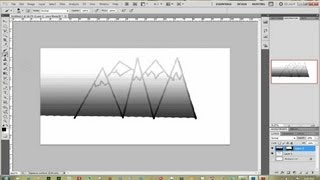 Making Mountains in Photoshop : Photoshop Help