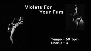 Violets For Your Furs - ( Eb Instrument )