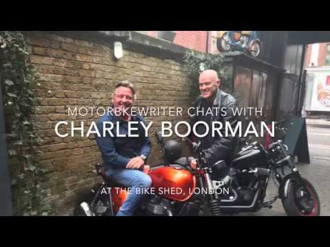 Charley Boorman answers MotorbikeWriter reader questions