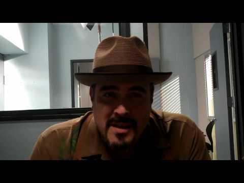 "Behind-the-scenes on the set of ""Dexter"" with actors David Zayas and April Lee Hernandez"