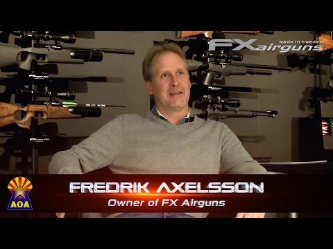 FX Airguns Factory Tour by AOA