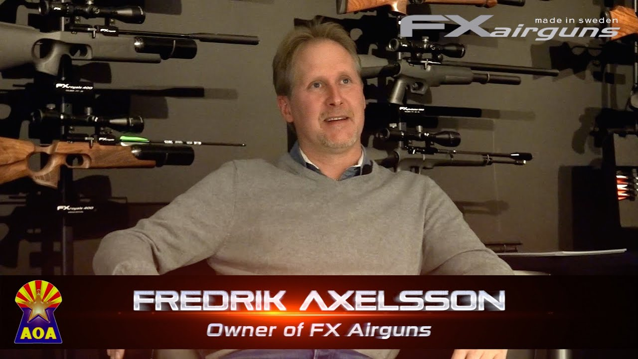 FX Airguns - Crown, Streamline, Impact, Wildcat, Bobcat, Royale 500