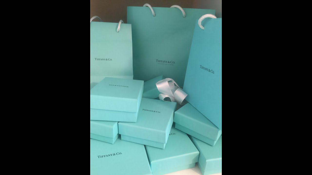 ef197c543b4 Tiffany   Co Collection (Updated) - YouTube