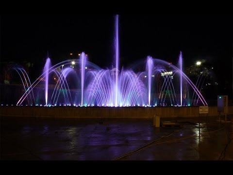 Dancing Fountain Shopping Mall Forum, Istanbul, Turkey / Alışveriş Merkezi Forum İstanbul Türkiye