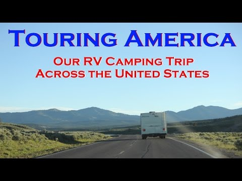 RV Tour of America 2016 - 16 Day Vacation