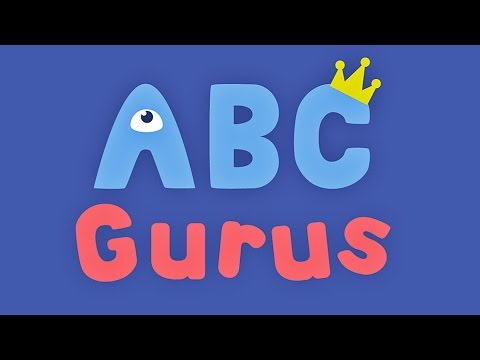 ABC Gurus - Fun Alphabet App for Kids - iPad iPhone