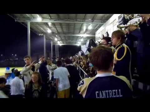 Radioactive - Arlington High School Band, Arlington WA  9/27/13