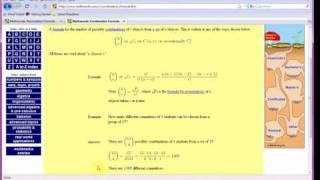 C++ Combination and Permutation