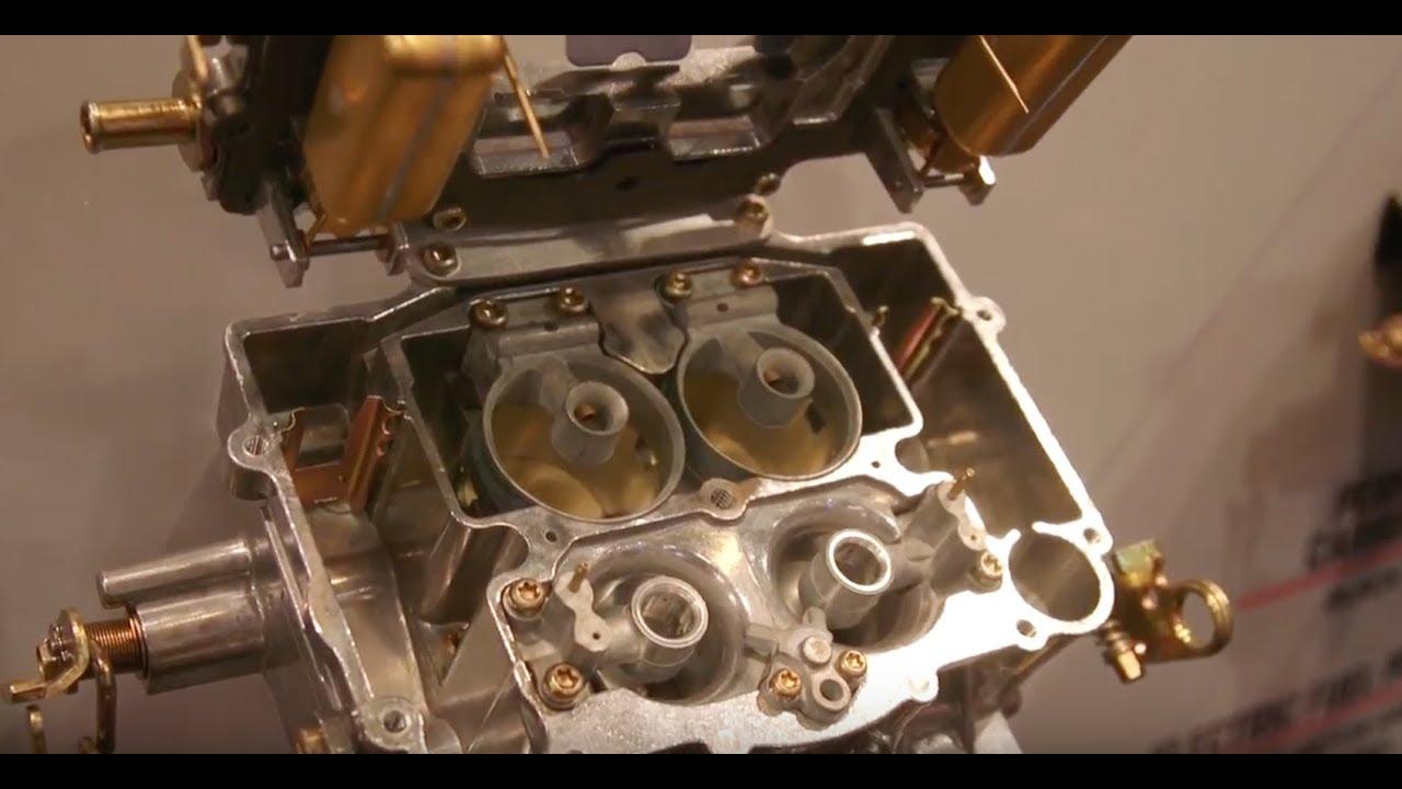 Edelbrock Quicksilver Carburetor Diagram Vw Golf Mk4 Parts Sema 2017 Just Made The Tried And True Even Better