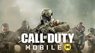 CALL OF DUTY MOBILE ANDROID GAMEPLAY BATTLE ROYALE NEW UPDATE 1.0.8 GAMEPLAY