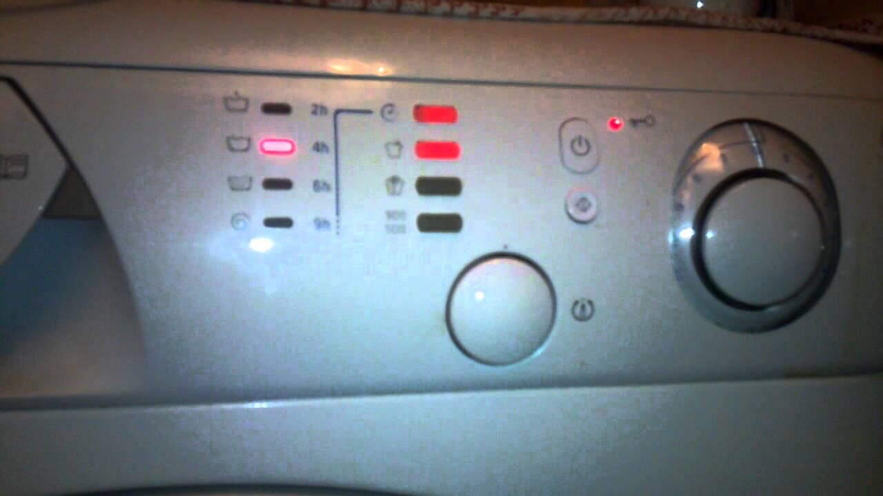 Стиральная машина ariston avl 95 инструкция