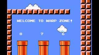 Super Mario Bros - Speedrun TAS - User video