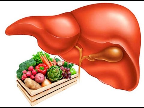 Продукты питания для восстановления печени » Ваш доктор