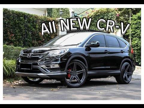 2016 Honda Crv For Sale >> Kumpulan Modifikasi New CR-V 2016 Super EKSKLUSIF - YouTube