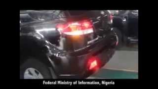 AFRICA'S  BLACK-OWNED CAR MANUFACTURER