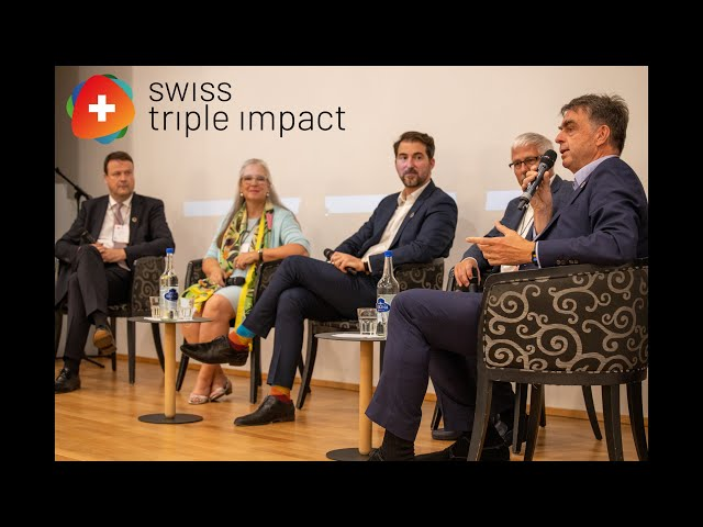 [EN] B Lab Switzerland launched the Swiss Triple Impact Program